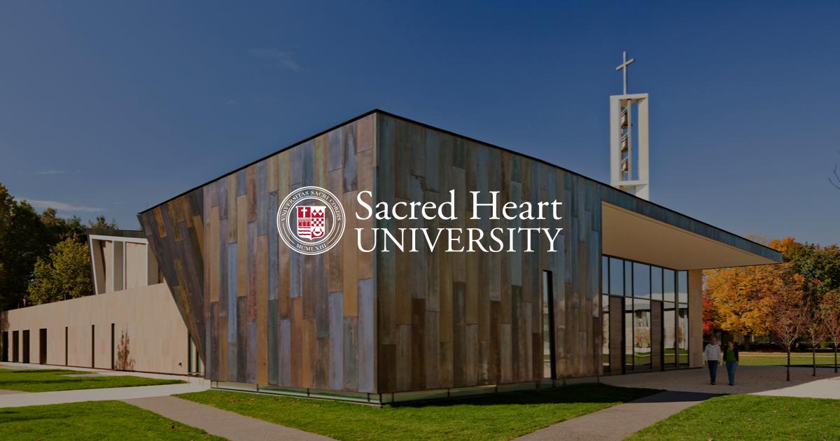 Home Sacred Heart University